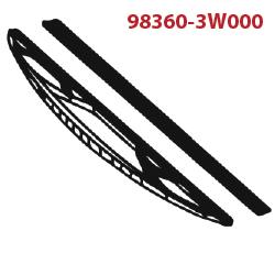 98360-3W000 правый дворник Sportage 3