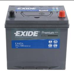Exide Premium EA 654