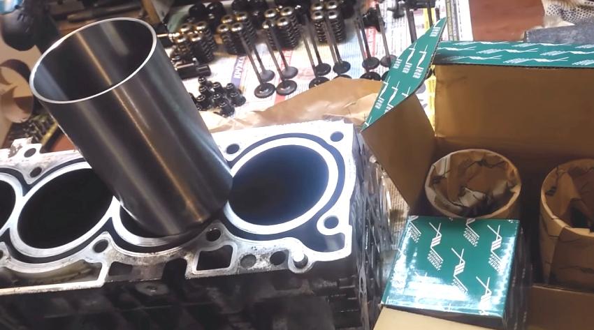 как избавиться от стука в двигателе киа спортейдж 3