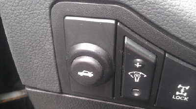 Кнопка омывателя фар