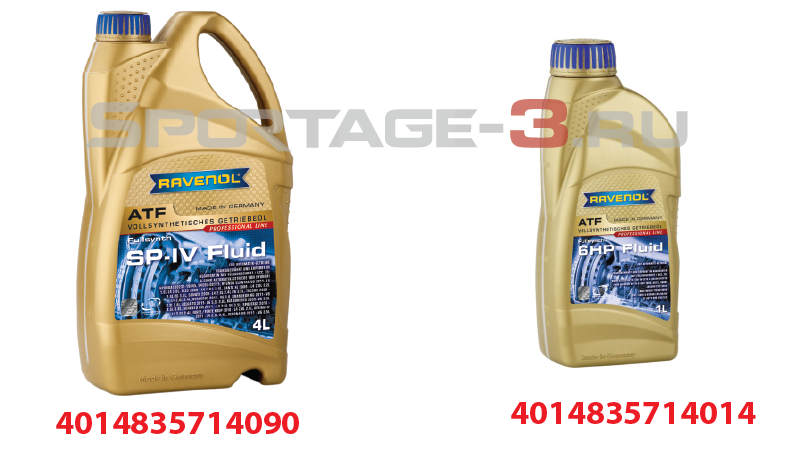 Ravenol ATF SP-4 Fluid
